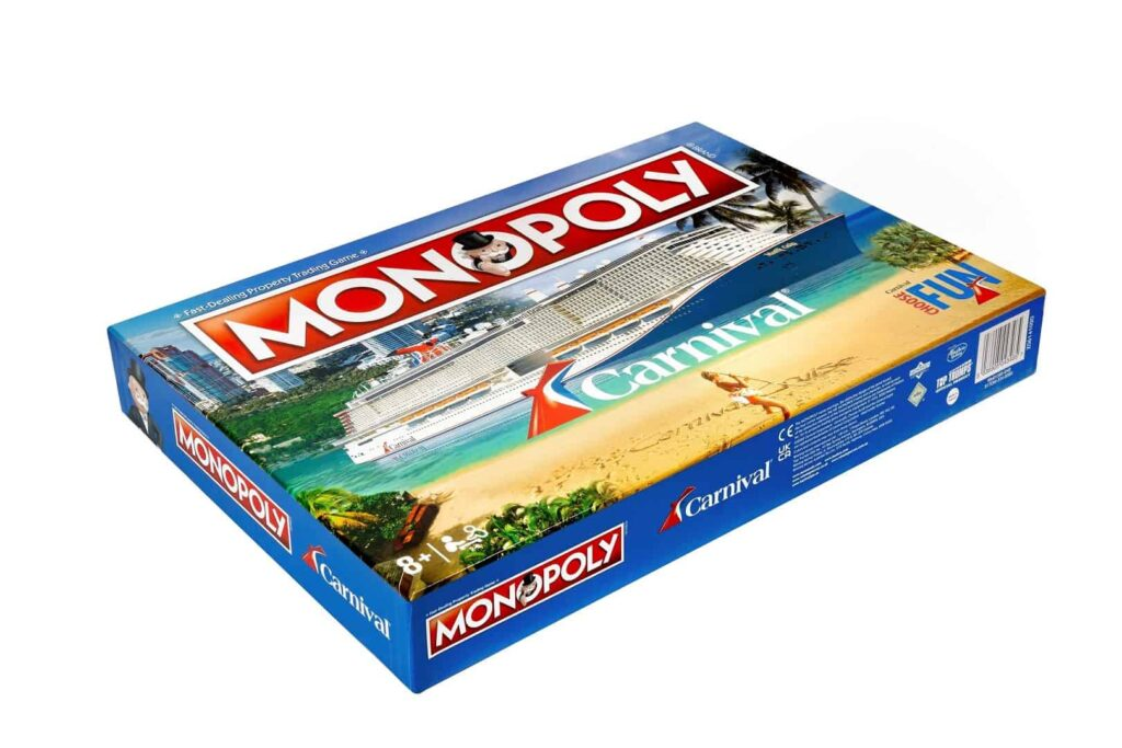 Monopoly Carnival Fun Edition