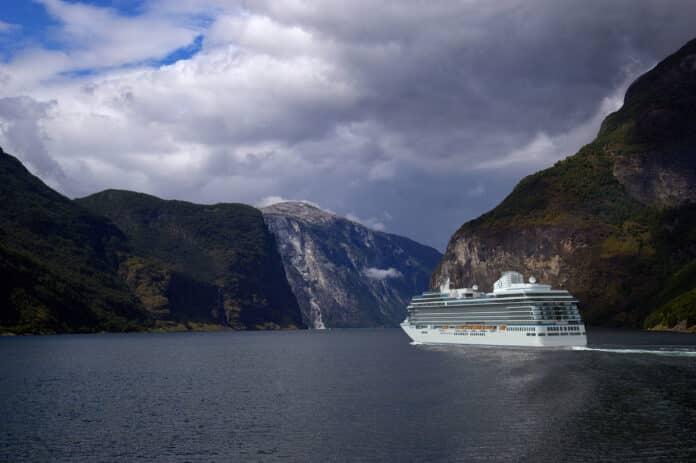 Oceania Cruises Welcomes