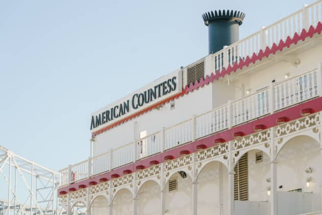 American Queen Steamboat Company Christens the American Countess | 26