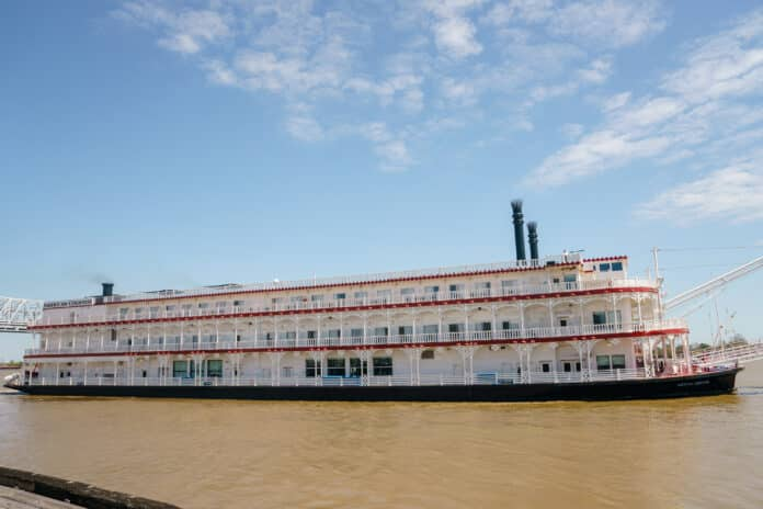 A Look at American Queen Steamboats' New American Countess | 18