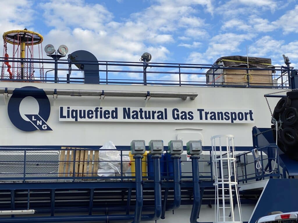 Port Canaveral Becomes North America's First LNG Cruise Port | 20