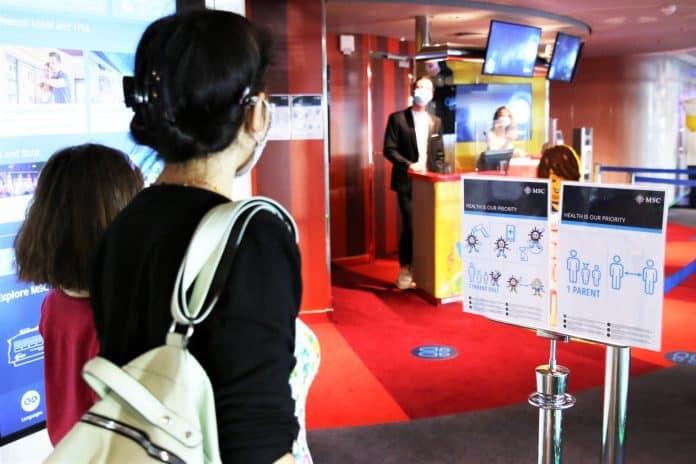 MSC Cruises Restarting UK Cruises For British Guests Starting May 20   23