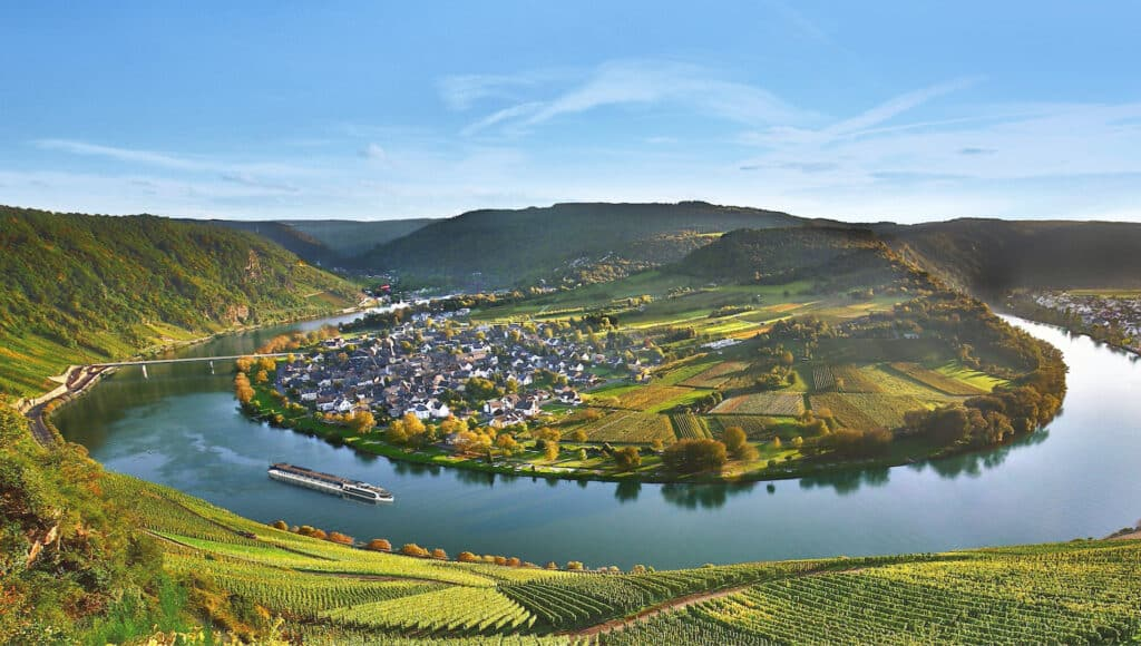 The Moselle Bend