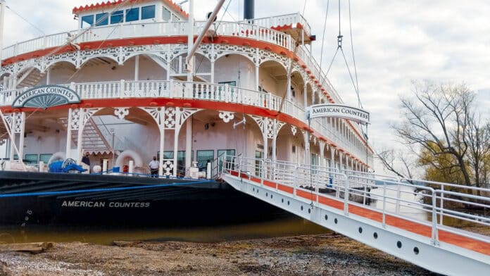 4 Reasons You'll Love a Mississippi River Cruise on American Countess