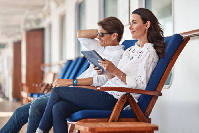 Super-Charged MedallionNet Redefining Remote Working on Princess Cruises MedallionClass® Ships | 20