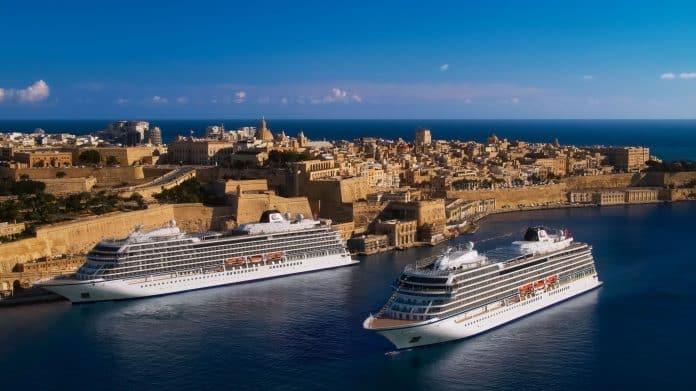 Viking Venus® and Viking Sea® in Malta