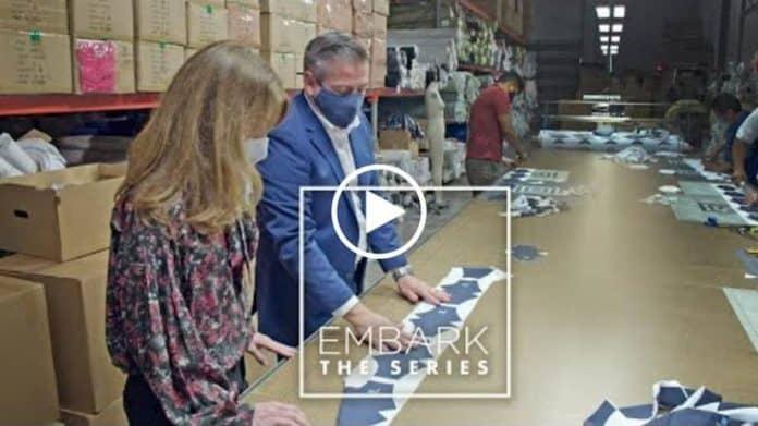 "Norwegian Cruise Line Premieres New Episode of ""EMBARK – The Series"""
