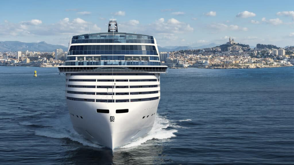 MSC World Europa Now Available To Book | 28