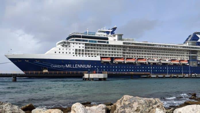 Celebrity Millennium in Curacao