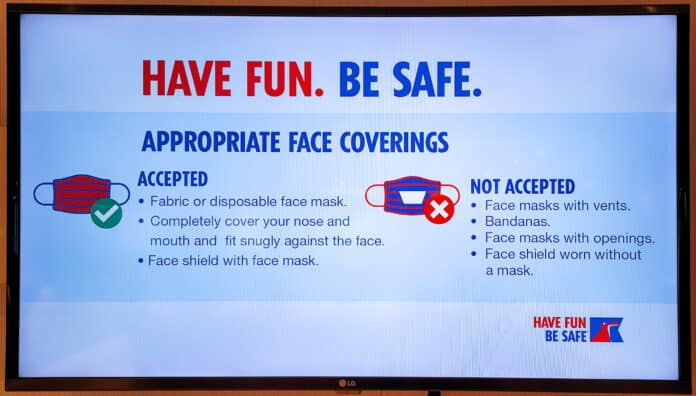 Carnival Cruise Line Implementing New Mask Guidelines for All Guests