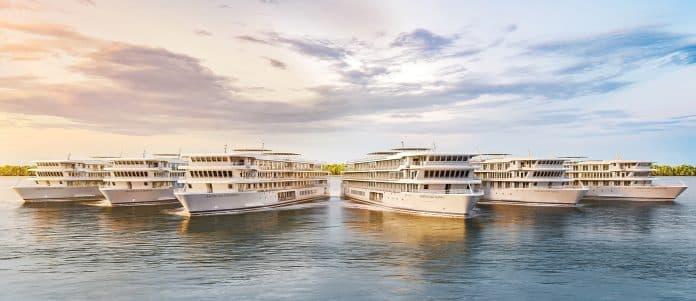 American Cruise Lines Modern Riverboat Fleet