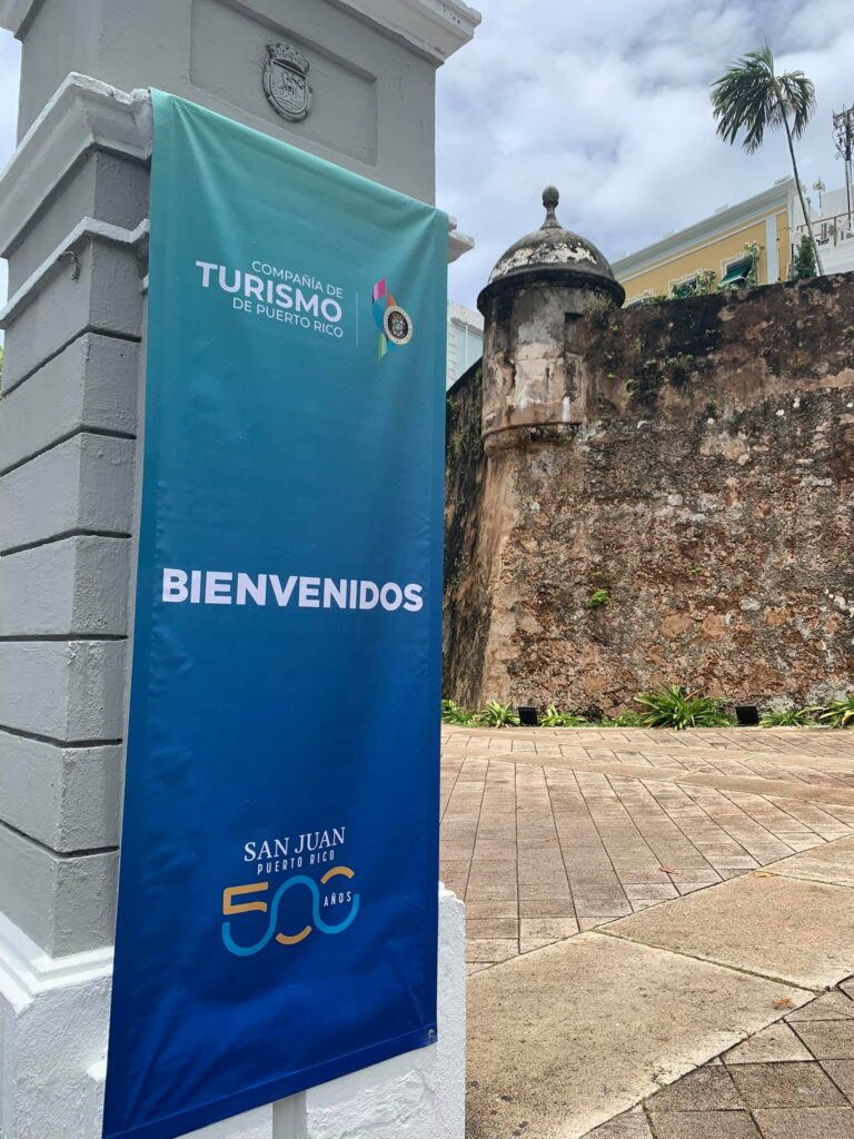 Mardi Gras Makes First-Ever Call In San Juan, Puerto Rico, On Maiden Voyage