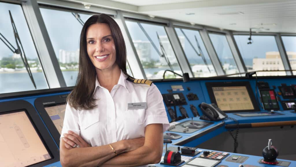 Captain Kate McCue To Take The Helm Of Celebrity Cruises' Newest Ship - Celebrity Beyond | 27