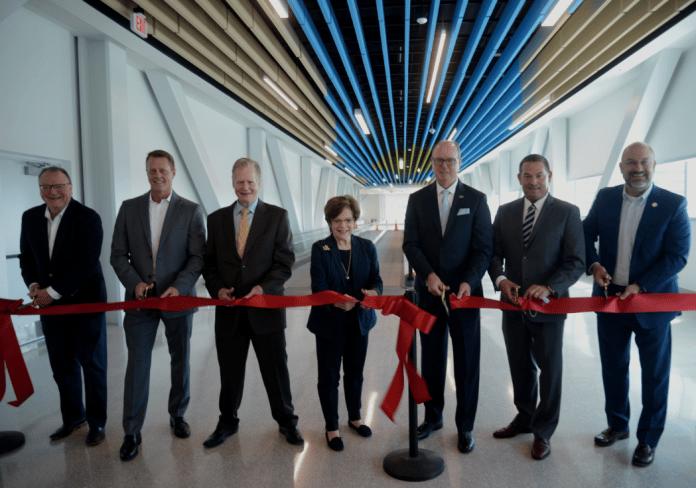 Port Everglades New Heron Garage Touts Solar Power, Moving Walkway