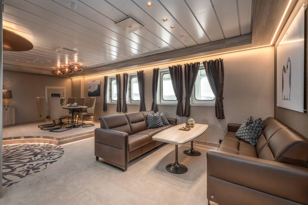 EYOS Announces New Polar Voyages on the Newly Refitted MV Nansen Explorer Yacht | 26